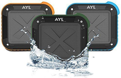 11. AYL Portable Bluetooth Speaker