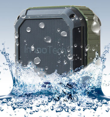 20. Inno Tech Bluetooth Speakers Waterproof