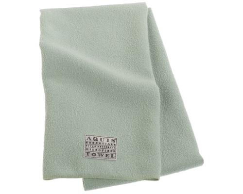 2. Aquis Microfiber Towel