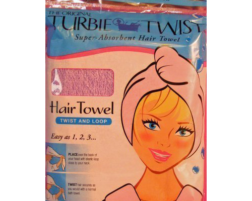 8. The Original and Super Absorbent Turbie Twist
