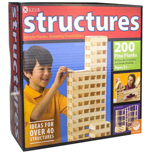 1. Structures 200 Plank Set