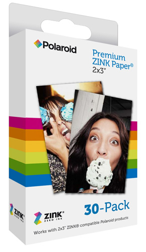 5. Polaroid 2x3 inch Premium ZINK