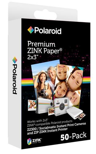 2. Polaroid 2x3 inch