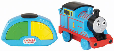 4. Fisher- Price Thomas The Train: R/C Thomas