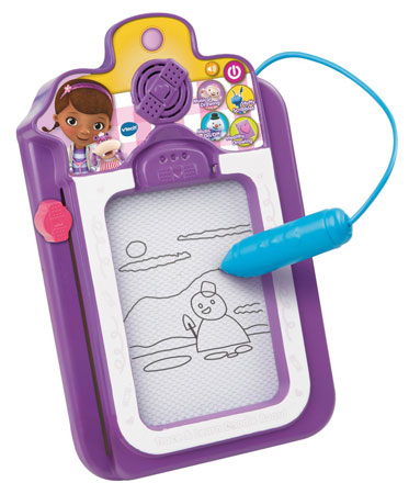16. Talk and Trace Clipboard Toy