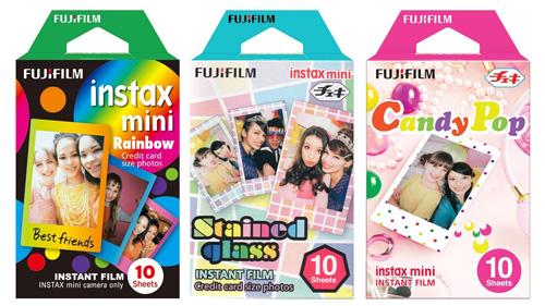 9. Fujifilm Instax Mini Instant Film