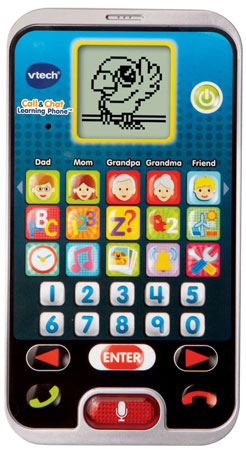 11. Call and Chat Learning Phone