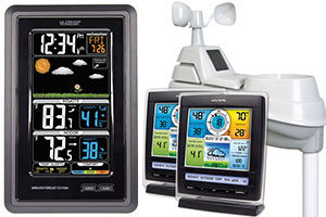 The Best Color Weather Station For Home