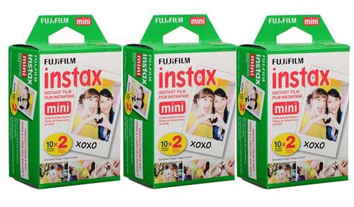 1. Fujifilm Instax Mini camera Film