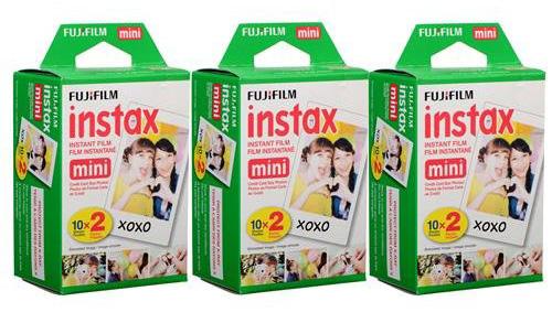 1. Fujifilm Instax Mini camera Film