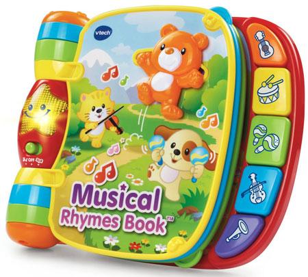 6. Musical Rhymes Book