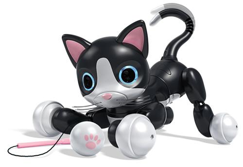 5. Interactive Cat