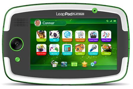 12. Platinum Kids Learning Tablet