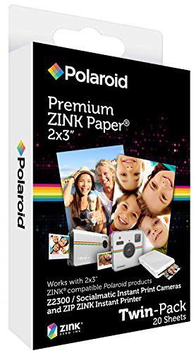 3. Polaroid 2x3 inch Premium