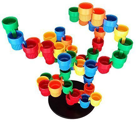 3. Cup up 50 building set