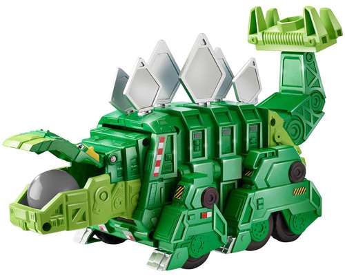 9. DINOTRUX Electronic Talking GARBY