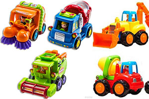 The Best Car Toys For Toddlers