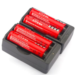 9. Fast Lithium Battery Charger