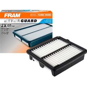 10. FRAM CA10650 Extra Guard Panel Air Filter