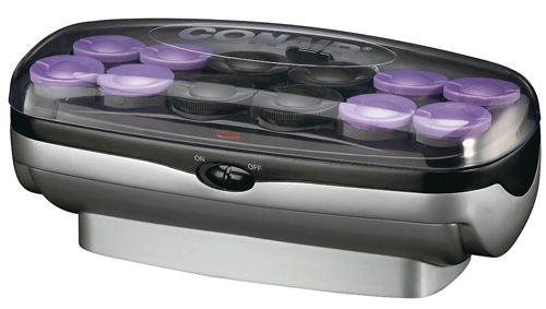 1. Conair Xtreme Instant Heat Jumbo And Super Jumbo Hair Setter with Super Clips, Choosing The Best Hair Rollers To Buy