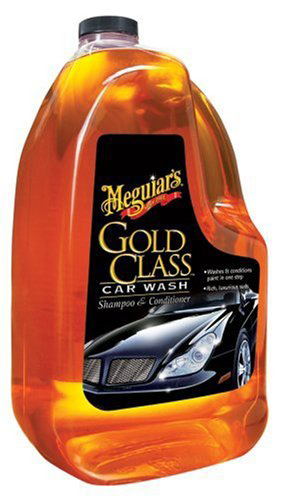 #9. Meguiar's Gold Class Wash Shampoo & Conditioner