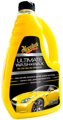 #2. Meguiar's G17748 Ultimate Wash and Wax