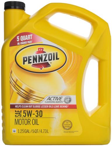 #8. Pennzoil Motor Oil