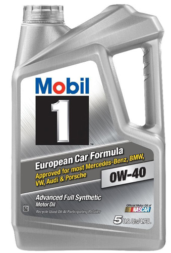 #6. Mobil 1 Synthetic Motor Oil