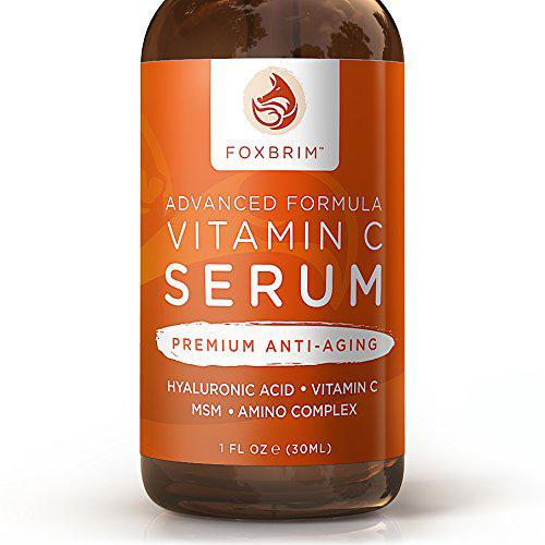 #5.Fox brim Vitamin C Serum for Face