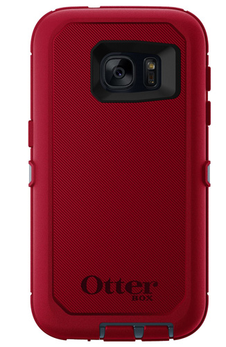 #6. OtterBox DEFENDER SERIES Case for Samsung Galaxy S7 - Retail Packaging - REGAL