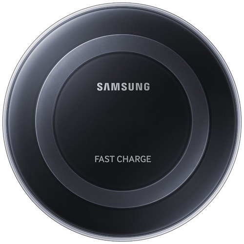 #4. Samsung Fast Charge Qi Wireless Charging Pad