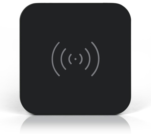 #3. CHOETECH QI Fast Charge Wireless Charger Charging Pad
