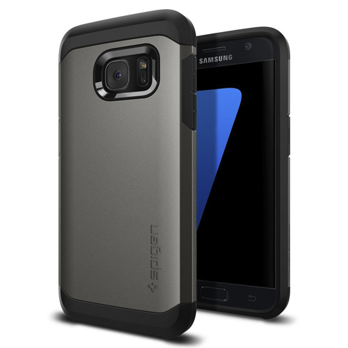 #12. Tough Armor Galaxy S7 Case By Spigen