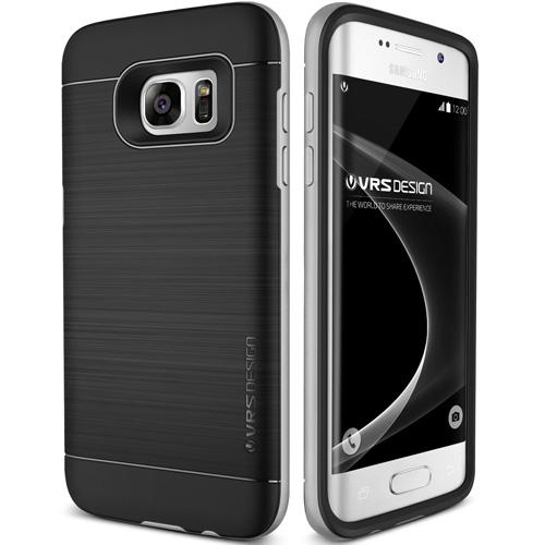 #11. Galaxy S7 Edge Case, VRS Design High Pro Shield