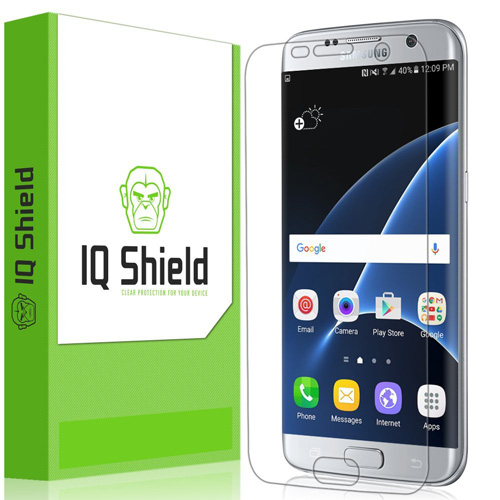 #14. IQ Shield® LiQuidSkin - Samsung Galaxy S7 Edge Screen Protector