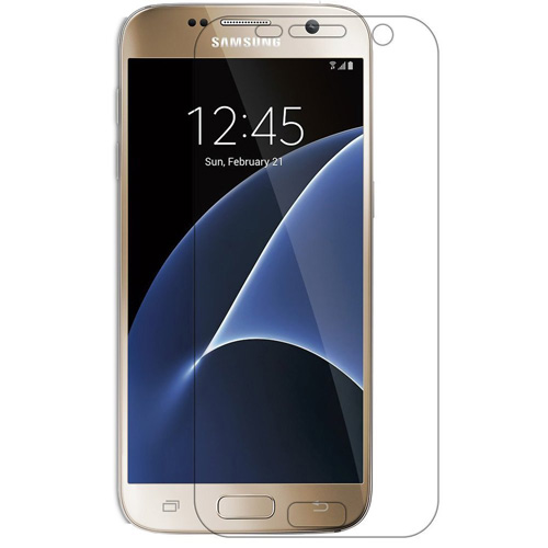 #4. SUPTMAX Galaxy S7 Screen Protector
