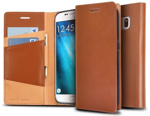 #8. Galaxy S7 Case, Ringke