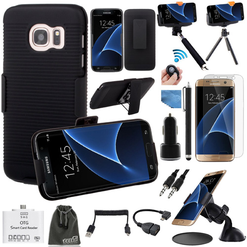 #5. EEEKit 16 items All in 1 Kit for Samsung Galaxy S7