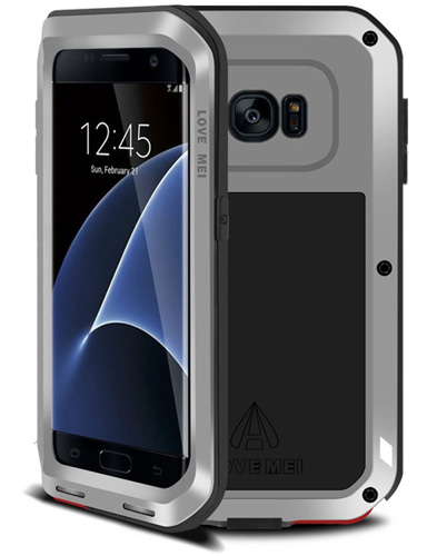 #5. Galaxy S7 Edge Case, Tomplus