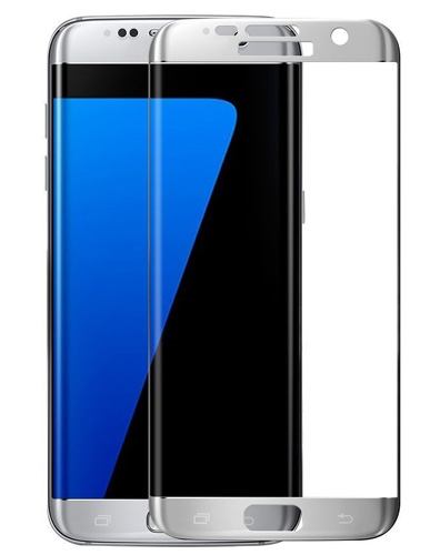 #7. Galaxy S7 Edge Screen Protector, SMALLE electric
