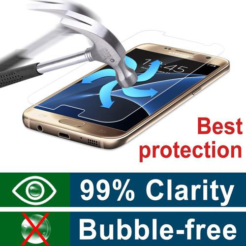 #2. StarryBay S7 Ultra Tempered Glass