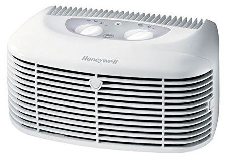 #2. Honeywell with Permanent HEPA Filter