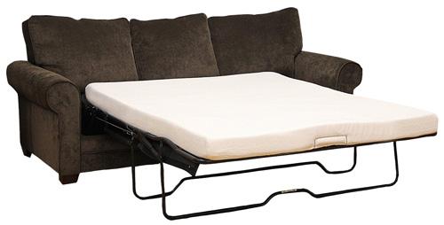 #2. The Classic Brands Memory Foam Bed Mattress