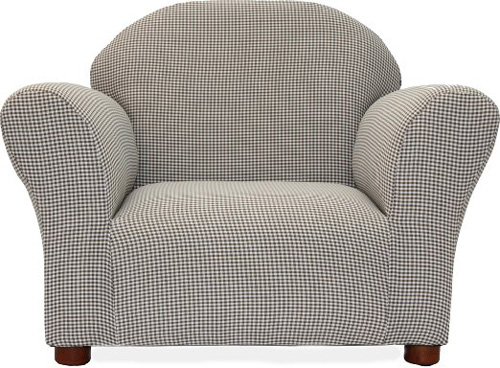 #2. Roundy Chair Gingham