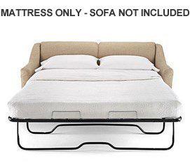 #4. The Lifetime sleep products a Sofa Sleeper Foam Mattress