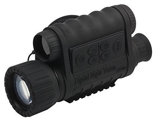 #4.Bestguarder 6x50mm HD Digital Night Vision Monocular