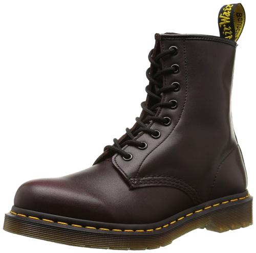 #1. Dr. Martens Boots: Men's 6 Inch Air ware Work Boots R11822006