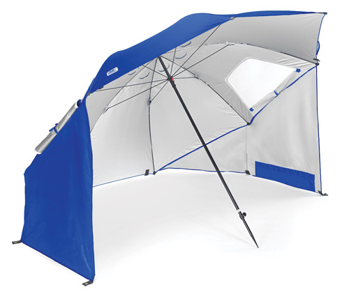 #1. Portable Sun and Weather Shelter