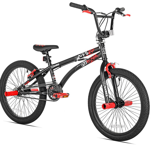 #4. X-Games Freestyle Bicycle