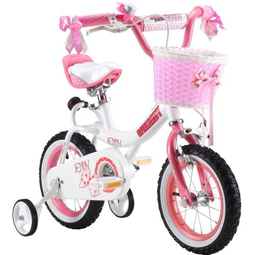 #3. RoyalBabyJenny Girl's Bike